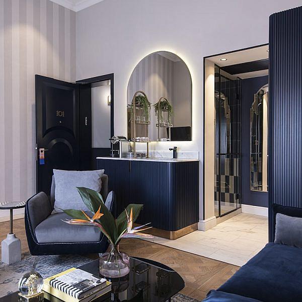 מלון אלמינה יפו | צילום: סיון אסקיו