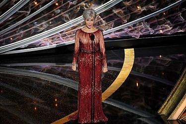 ג/'יין פונדה בטקס האוסקר האחרון | צילום: Kevin Winter/Getty Images