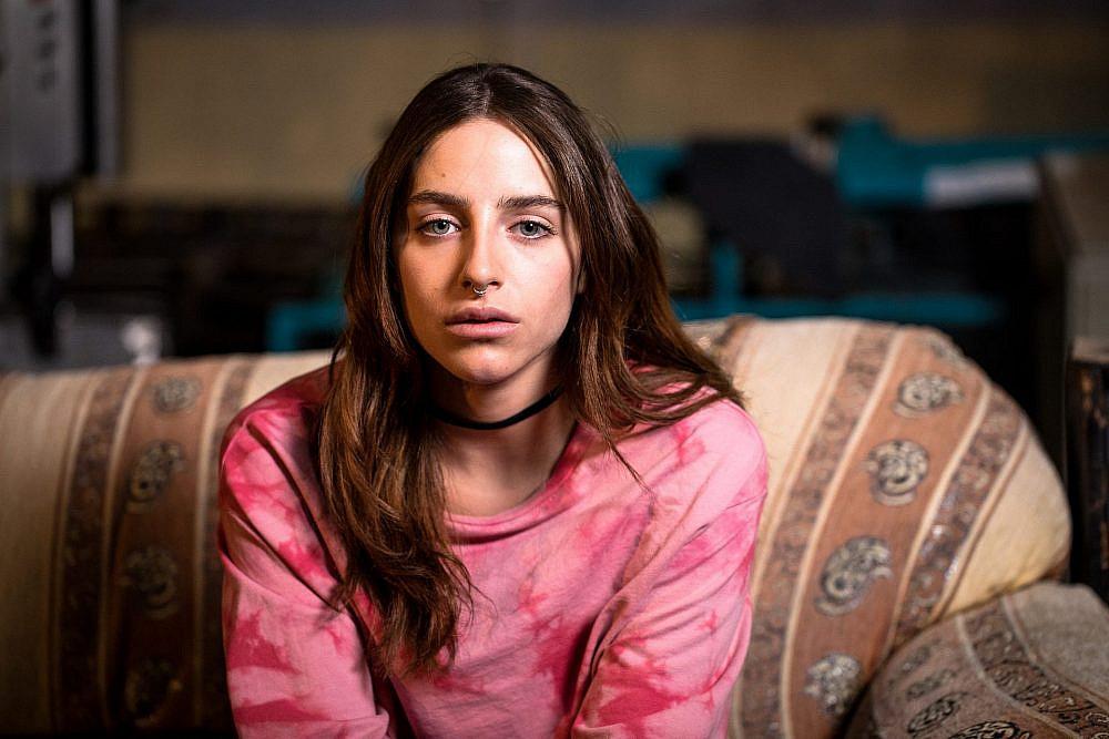 """ליאנה עיון ב""""הקיבוצניקים""""   צילום: אוהד קב"""
