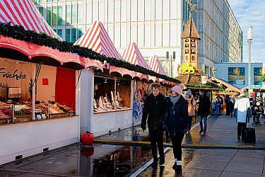 alexanderplatz | צילום: shutterstock,Roman Babakin