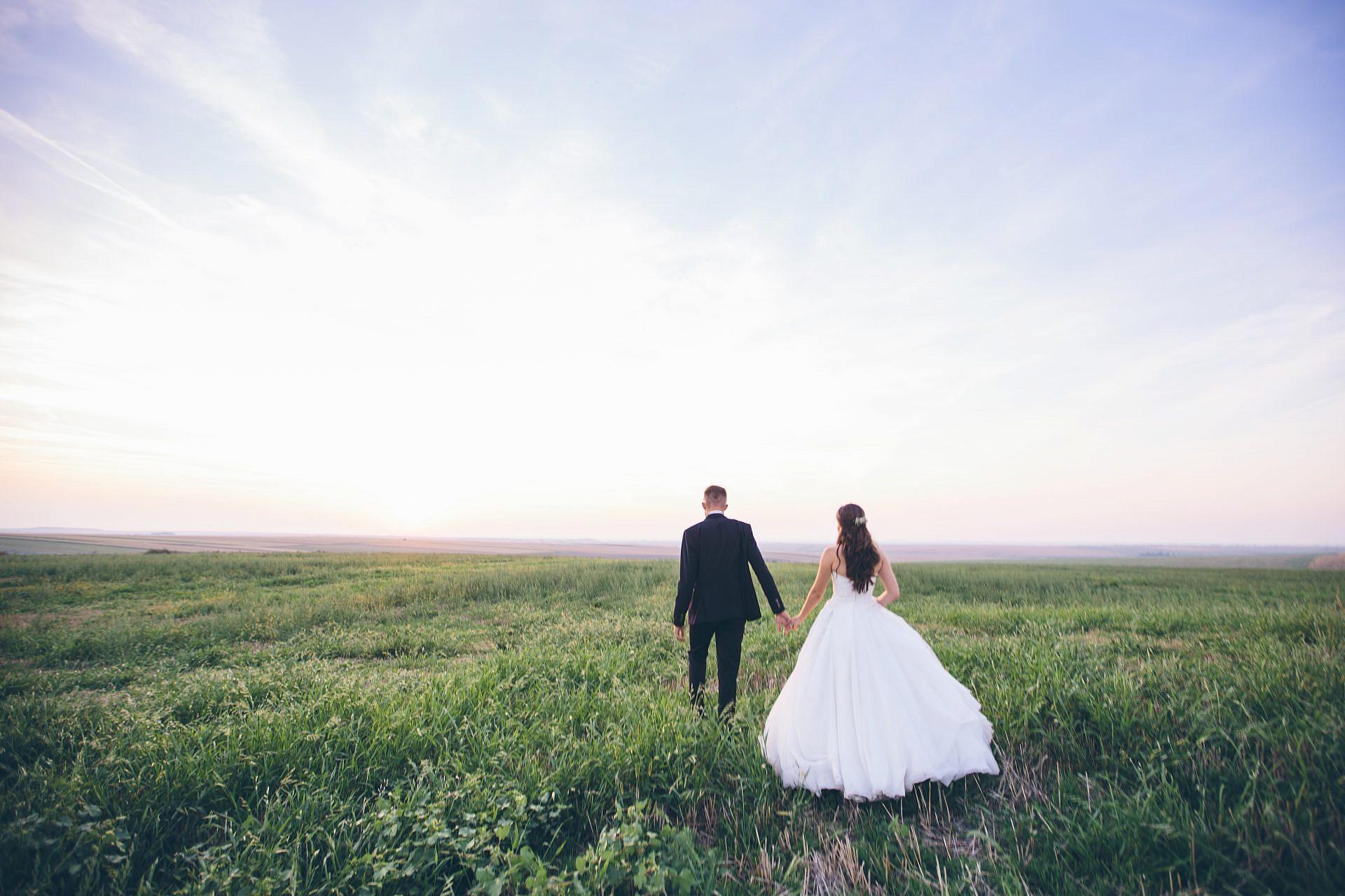 נישואים הם כרטיס בכיוון אחד | צילום: shutterstock