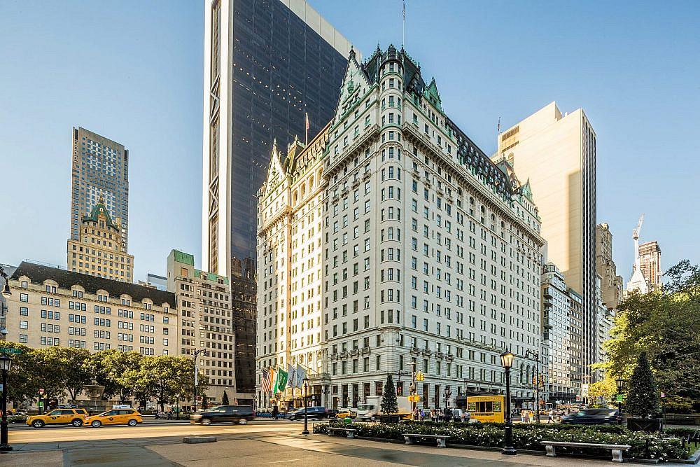 מלון פלאזה ניו יורק | צילום: shutterstock,MISHELLA