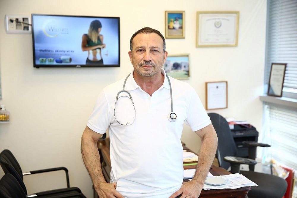 """ד""""ר רודריגז. צילום: ליאור סויסה"""