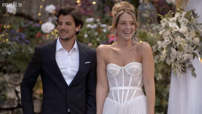 """מור ומאור   צילום מסך מתוך """"חתונה ממבט ראשון"""""""