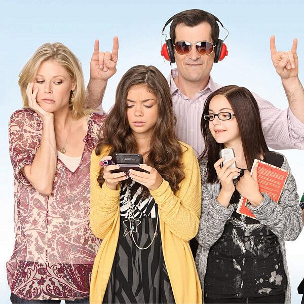 משפחה מודרנית | צילום מסך