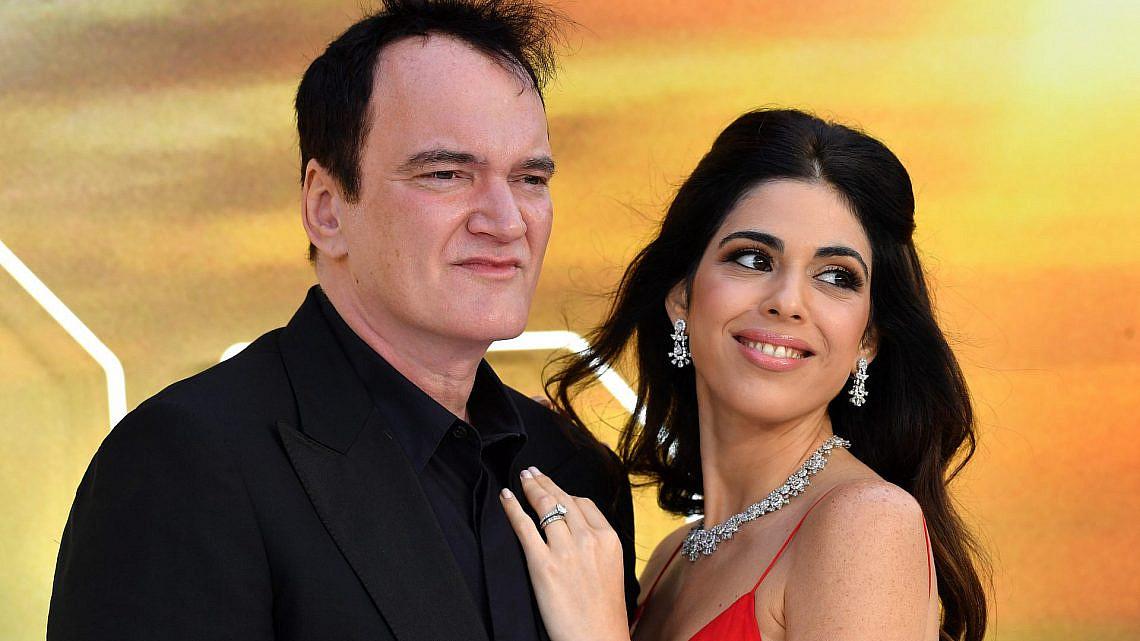 ההורים הטריים דניאלה וקוונטין | צילום: Gareth Cattermole/Getty Images