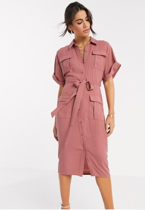 """שמלה של אסוס, מחיר 165 ש""""ח   צילום מסך מאסוס"""