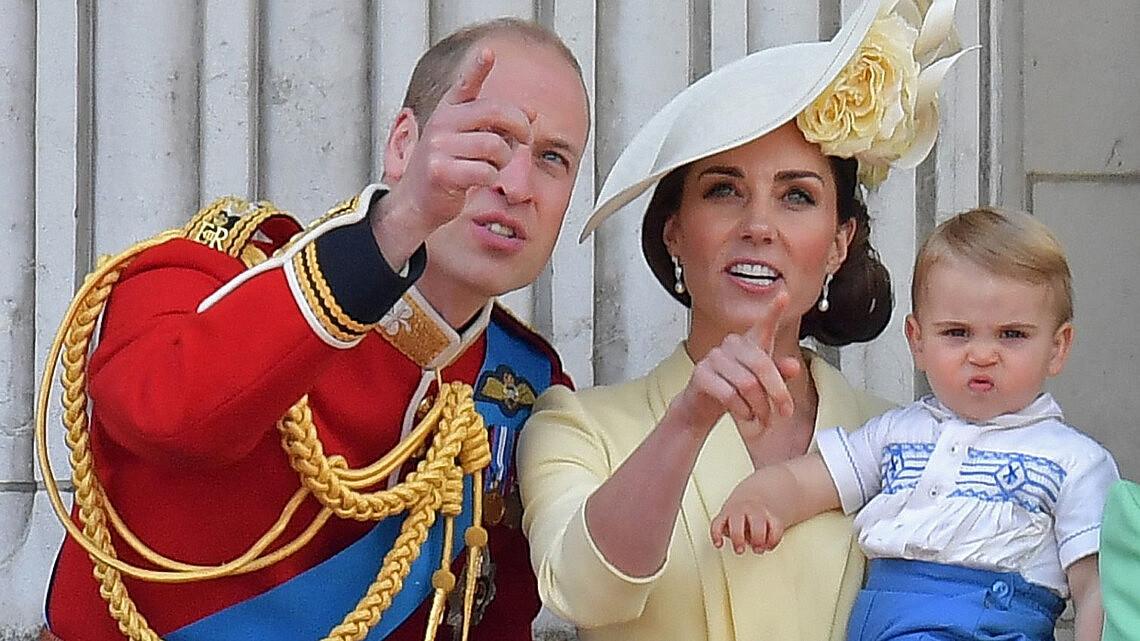 קייט מידלטון והנסיך וויליאם | צילום: DANIEL LEAL-OLIVAS/AFP via Getty Images