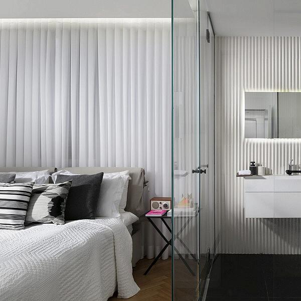 עיצוב בלבן | עיצוב: אורון מילשטיין, צילום: אלעד גונן