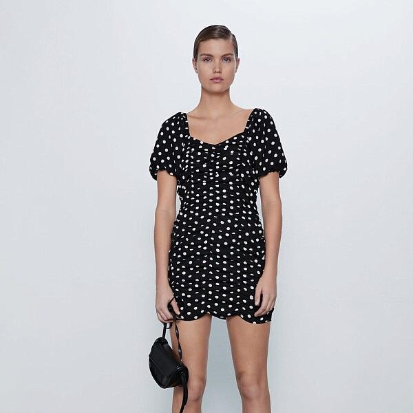 שמלה מזארה, מחיר 199 ש
