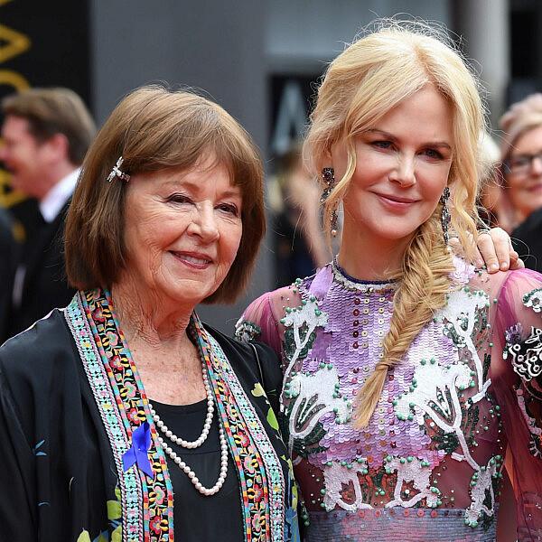 ניקול קידמן ואימא שלה | צילום: James D. Morgan/Getty Images