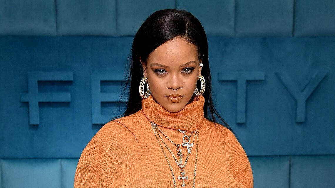 ריהאנה | צילום: Dimitrios Kambouris/Getty Images