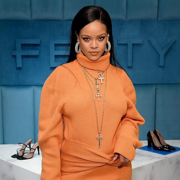 ריהאנה   צילום: Dimitrios Kambouris/Getty Images