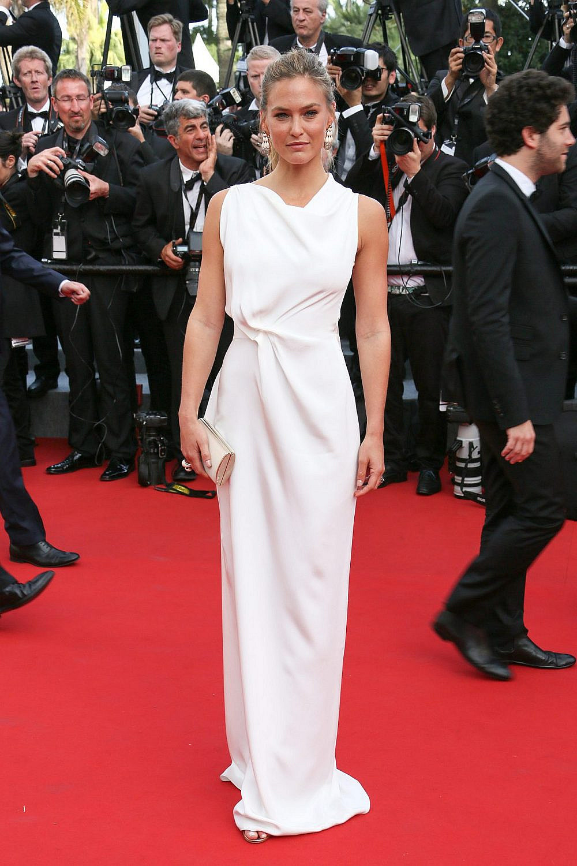 בר רפאלי לובשת רולנד מוראט, 2015 | צילום: Tony Barson/FilmMagic