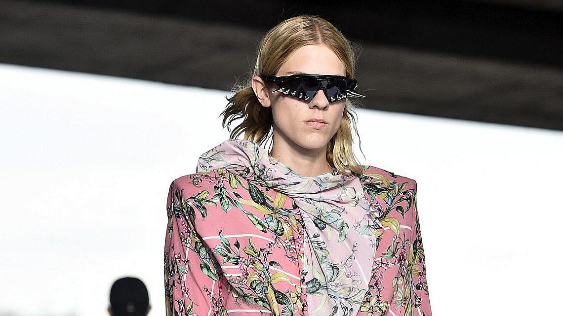 תצוגת האופנה של וטמו, חורף 18-19   צילום: Kristy Sparow/Getty Images
