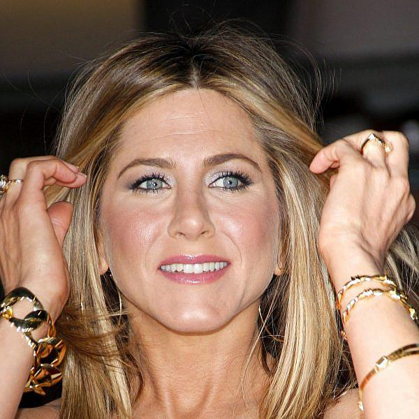 ג'ניפר אניסטון. אין בהכרח קשר לכתבה, סתם יש לה שיער נהדר | צילום: Shutterstock