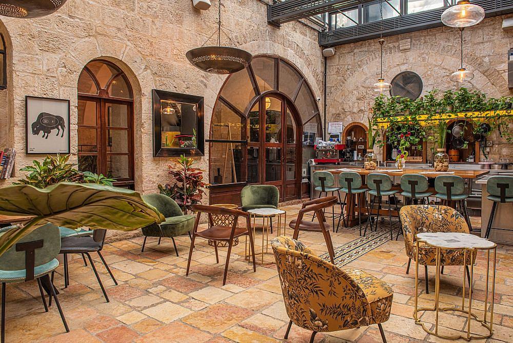 מלון אלגרה בירושלים   צילום: אלונה קלוגמן