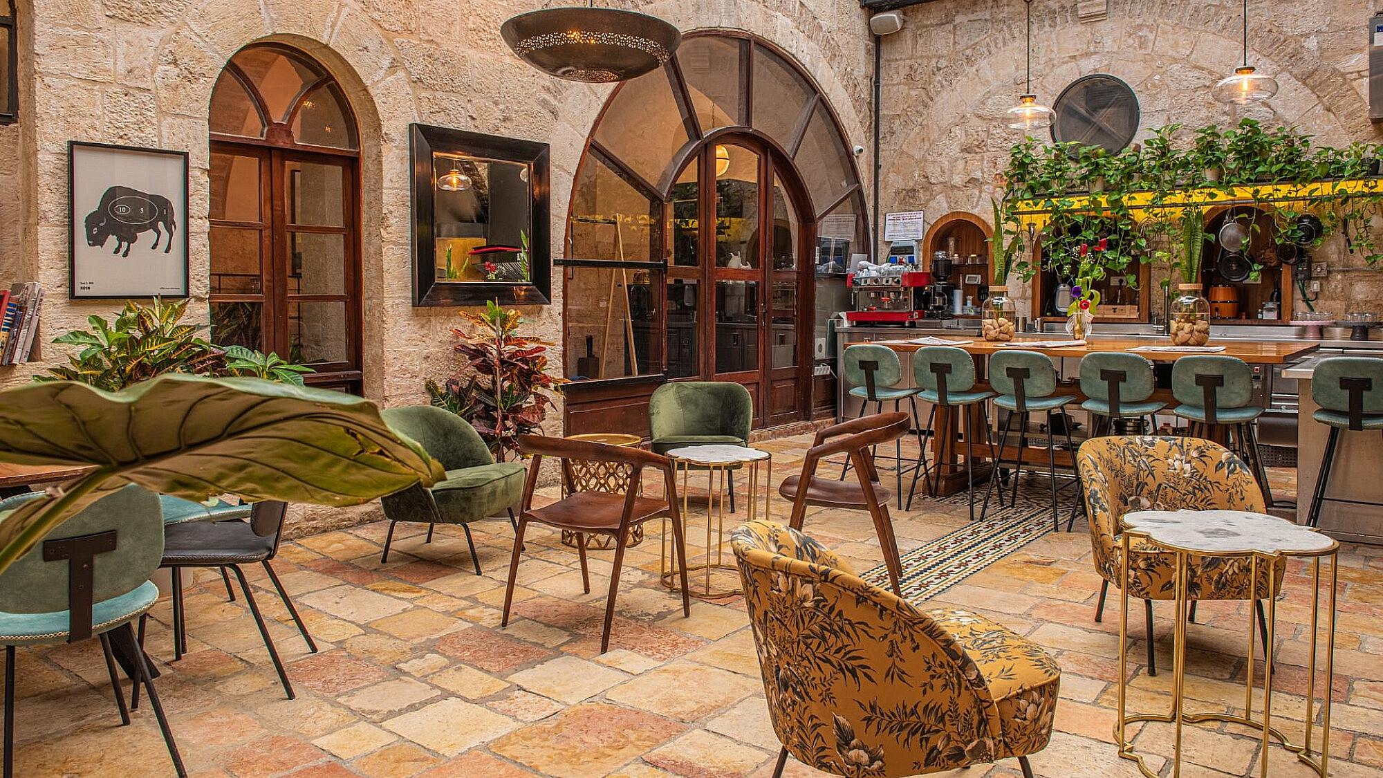 מלון אלגרה בירושלים | צילום: אלונה קלוגמן