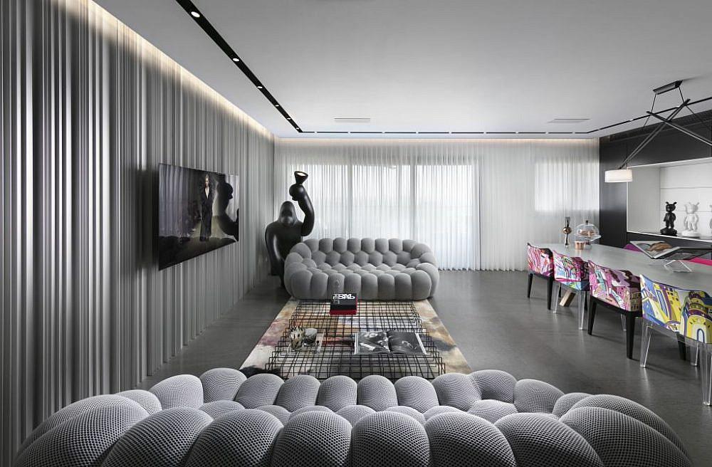 בית בהוד השרון | עיצוב: אורון מילשטיין, צילום: אלעד גונן