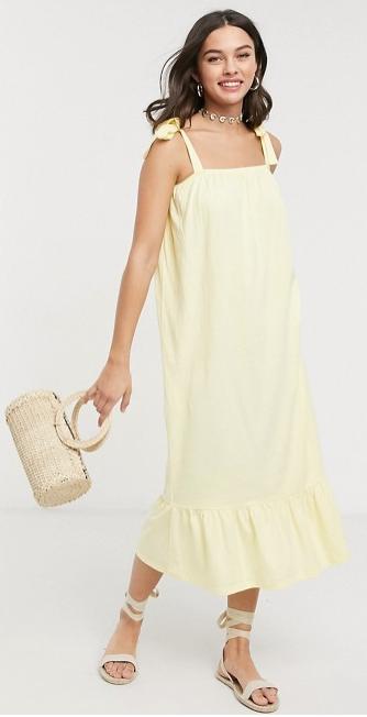 """שמלה של אסוס, מחיר 94 ש""""ח   צילום מסך מאסוס"""