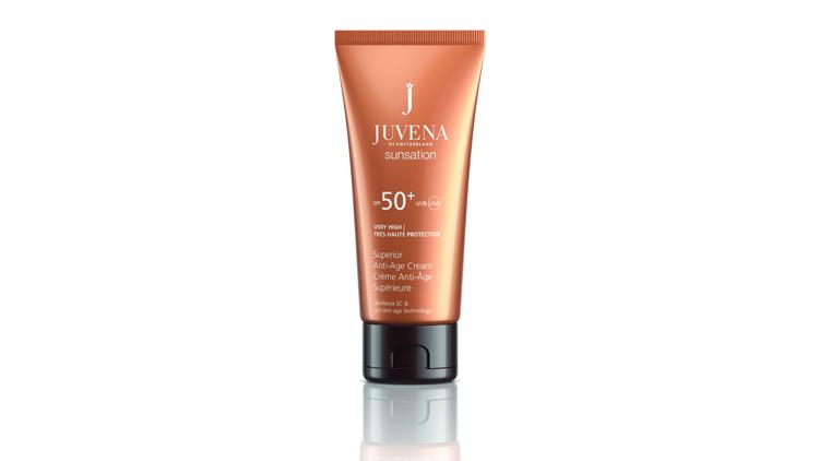 קרם הגנה לפנים Superior Anti Age Cream SPF50 של juvena