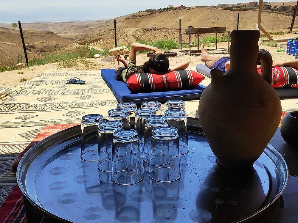 קצה המדבר | צילום: גילי סופר