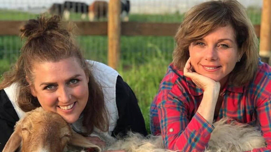 עדית רומנו ומיטל בן-ארי | צילום: דניאל מאירי