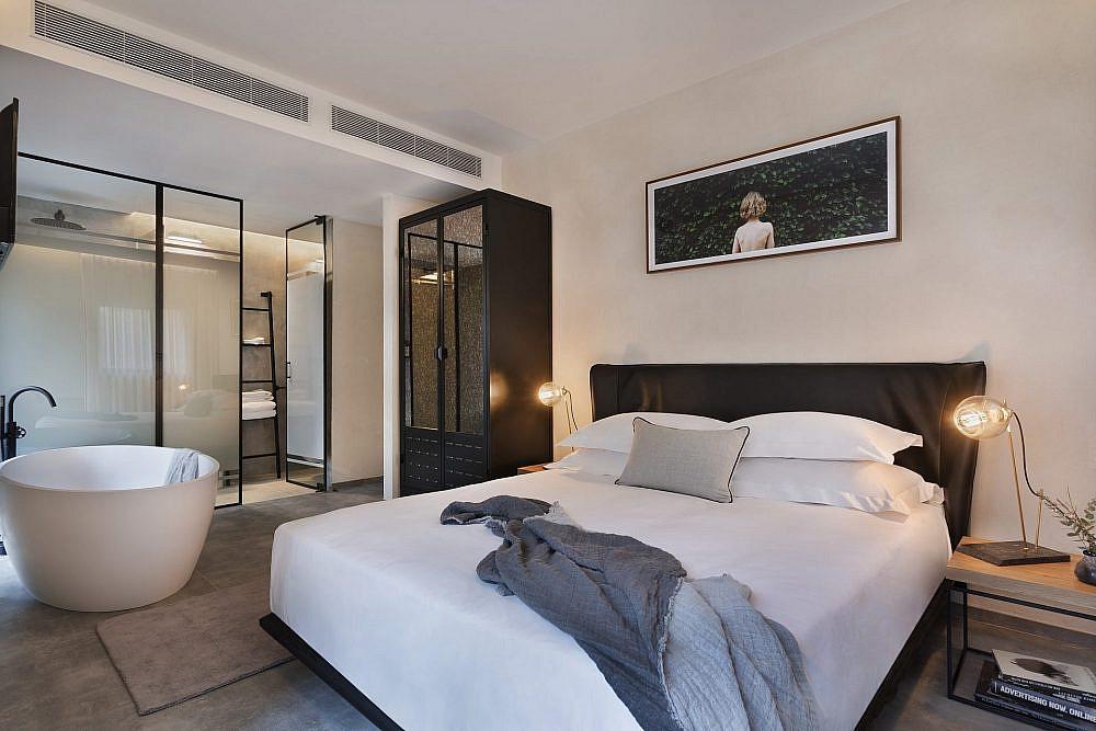 מלון דה ורה | צילום: אסף פינצ'וק