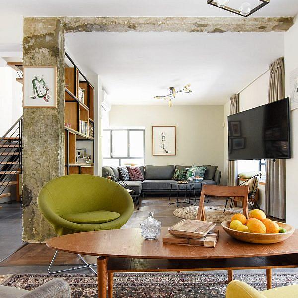 בית ביבנה | אדריכלות ועיצוב פנים: עירית בר גיל, צילום: סיון מויאל