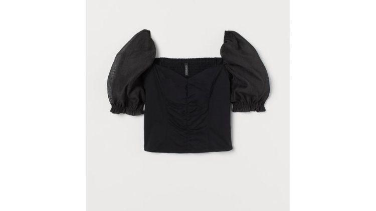 "טופ של H&M, מחיר 99 ש""ח   צילום: הנס מוריץ"