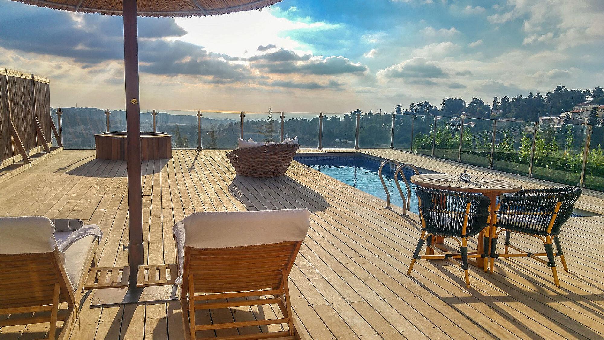 מלון גורדוניה   צילום: אדי ישראל