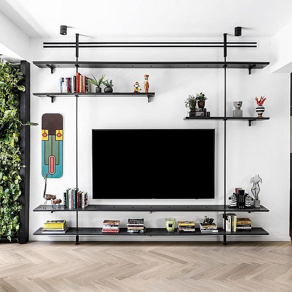 עיצוב: שלומית גליקס, בוגרת סטודיו ברברה ברזין | צילום: איתי בנית