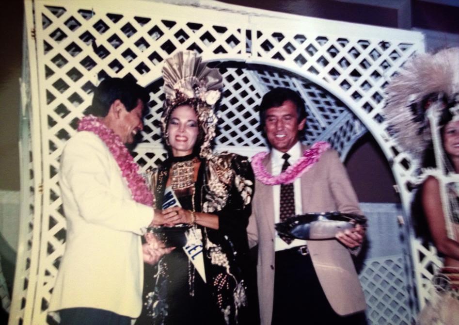 פינצ'י מור בתחרות מלכת היופי הנשואה   תמונה באדיבות המשפחה
