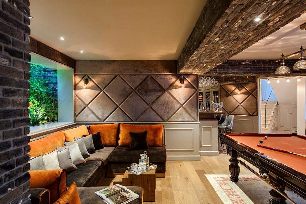 המרתף הסודי | עיצוב: אריאלה עזריה ברקוביץ', צילום: אלעד גונן