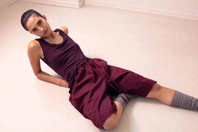 קולקציית בגדי הבית של דורין פרנקפורט | צילום: אסף עיני
