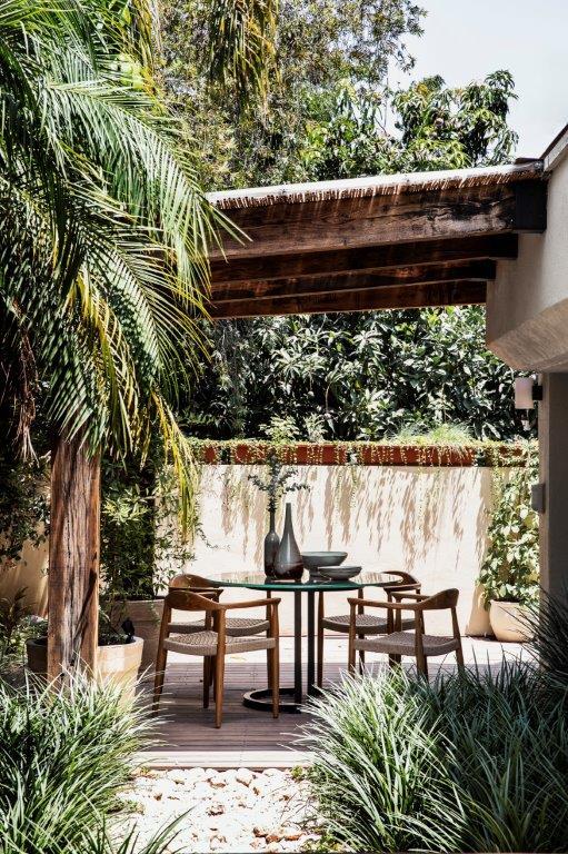 הגינה | עיצוב פנים: קרן ניב טולדנו, צילום: איתי בנית