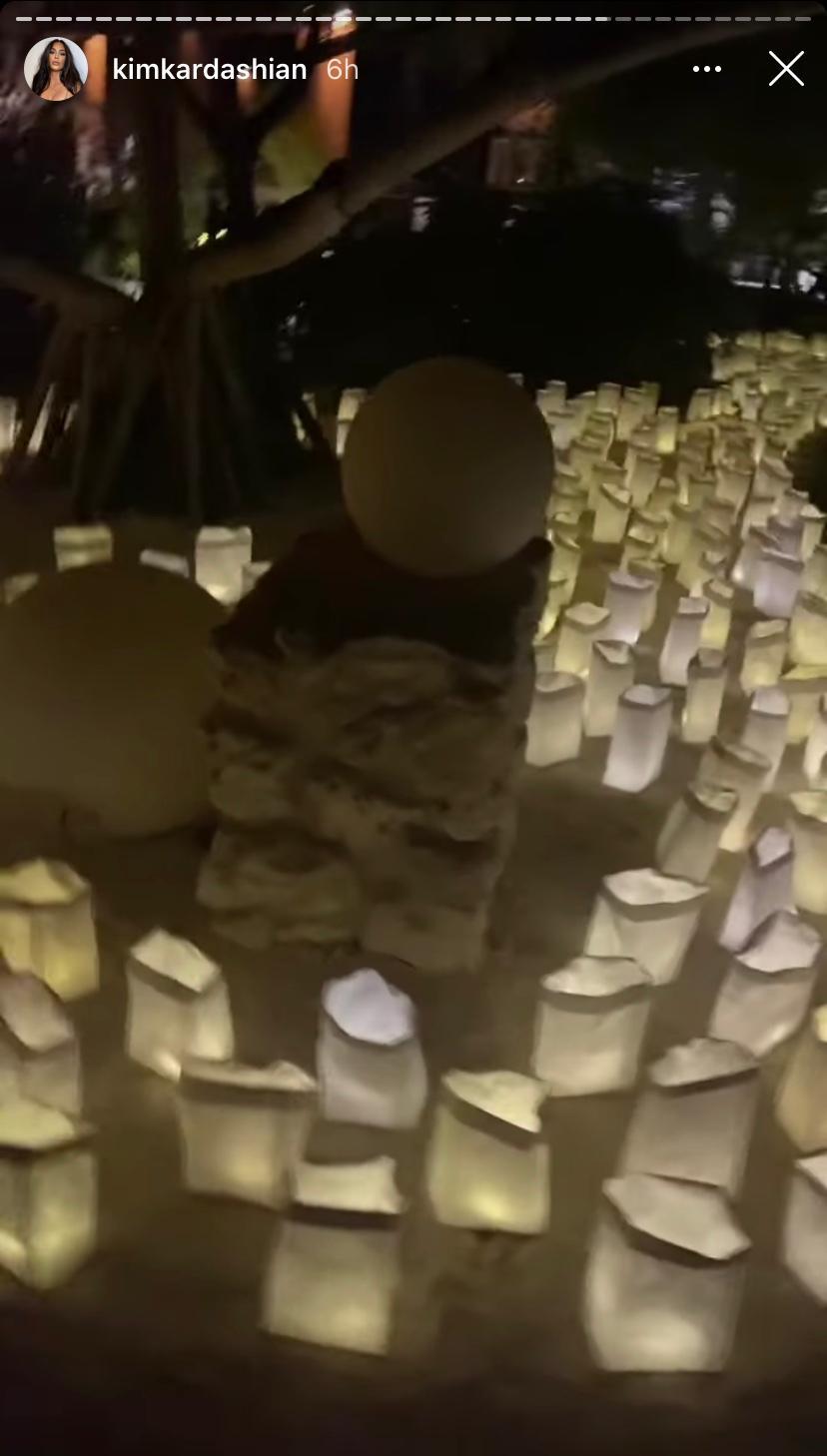 יום הולדת 40 של קים קרדשיאן