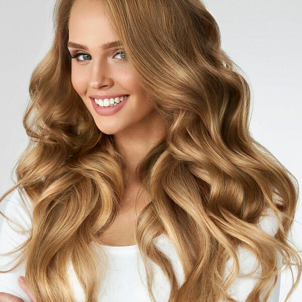 שיער מלא נפח | צילום: shutterstock