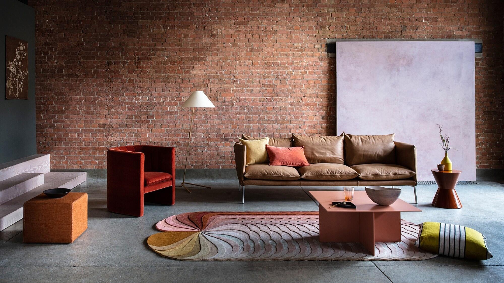 """השטיחים של טולמנ'ס - לא רק מרובעים   צילום: יח""""צ"""
