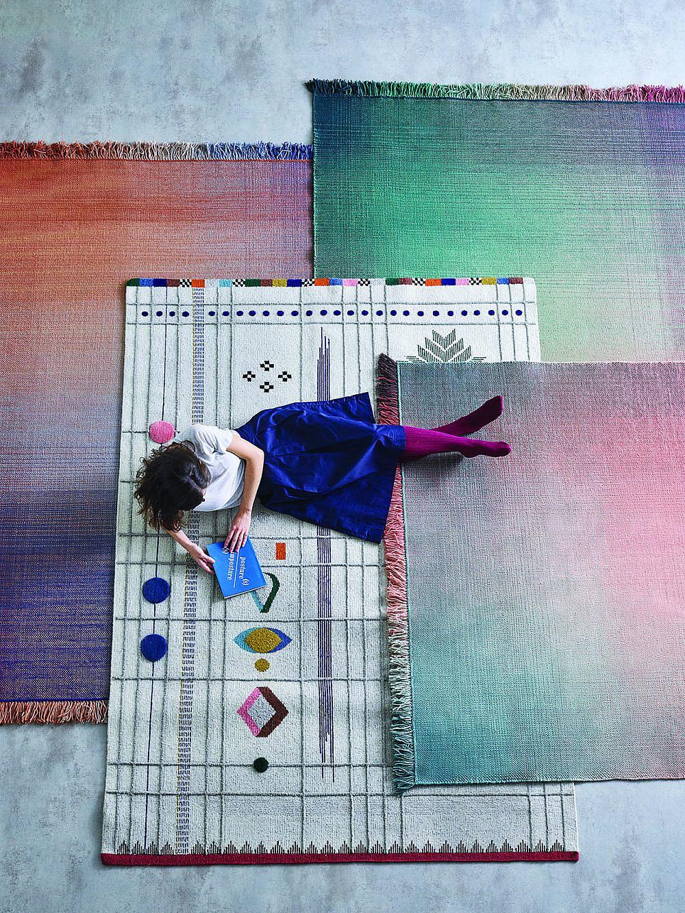 """שטיחים של טולמנ'ס   צילום: יח""""צ"""
