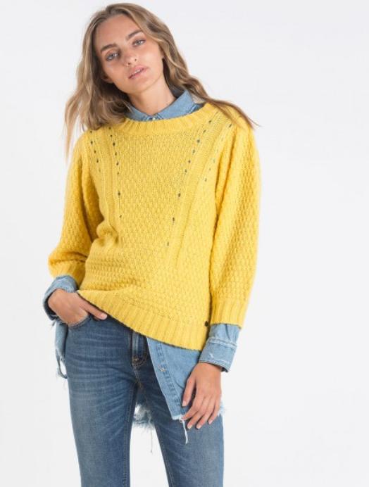 """סוודר מסטורי, מחיר 200 ש""""ח   צילום מסך"""