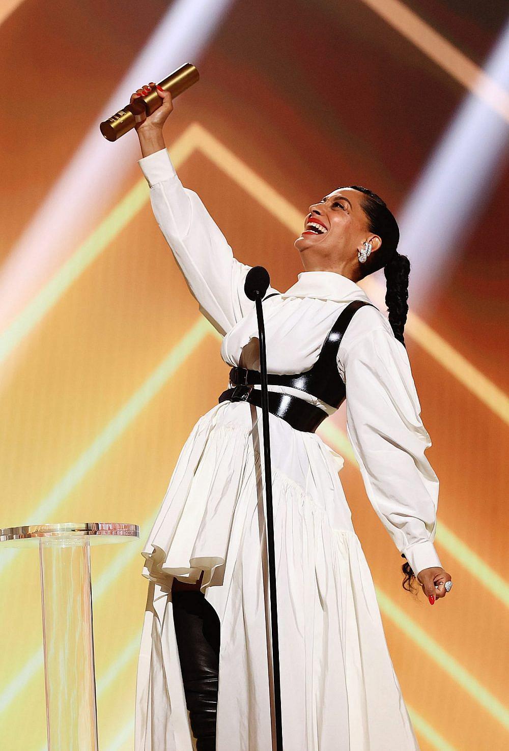 טרייסי אליס רוס בטקס נבחרי הקהל | צילום: באדיבות ערוץ !E