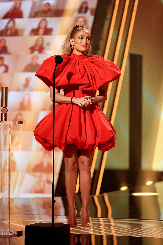 ג'ניפר לופז בטקס נבחרי הקהל | צילום: באדיבות ערוץ !E