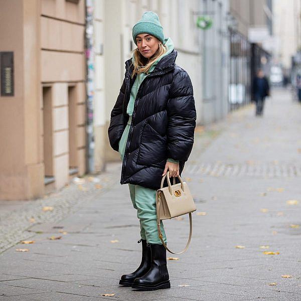 הבלוגרית סוניה לייסון | צילום: Christian Vierig/Getty Images