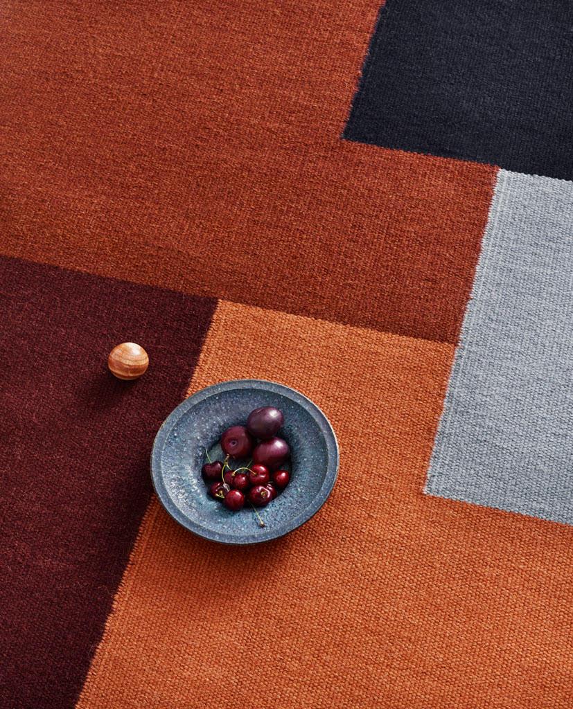 """שטיח דגם Kortelli ב-PRAT LIVING   צילום: יח""""צ"""