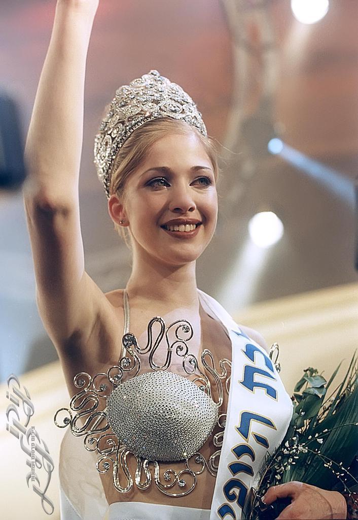 מירית גרינברג בטקס מלכת היופי (צילום: קוקו)