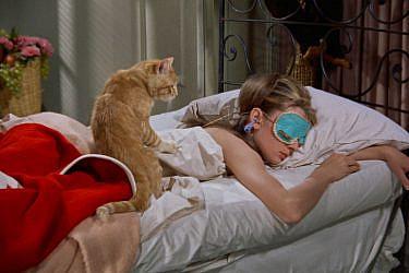 """מתוך הסרט """"ארוחת בוקר בטיפאני"""""""