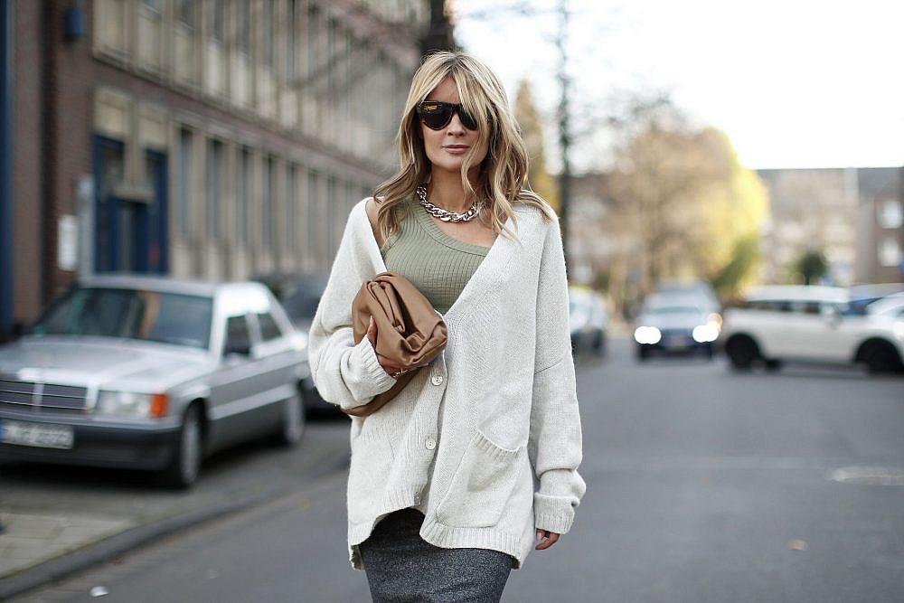 הבלוגרית הגרמניה גיטה בנקו | צילום: Streetstyleshooters/Getty Images
