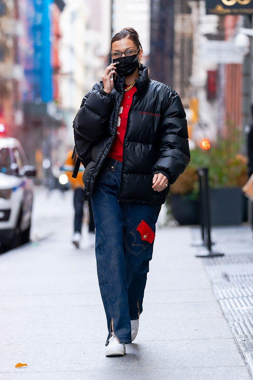 בלה חדיד   צילום: Gotham/GC Images