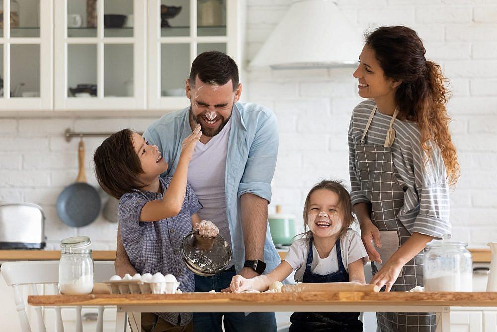 הורים וילדים | צילום: shutterstock